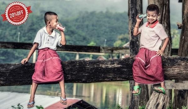 voyage birmanie pas cher